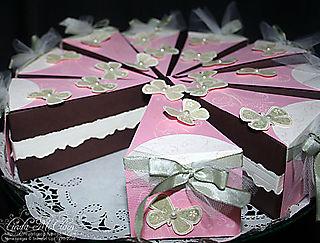 June - Full Cake
