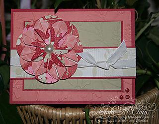 June - Dahlia Fold