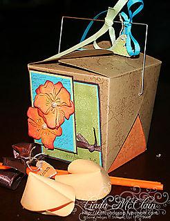 June - Chinese Box